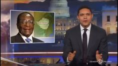 """Watch: Trevor Noah has his say on """"overthrowing"""" Mugabe [video]"""
