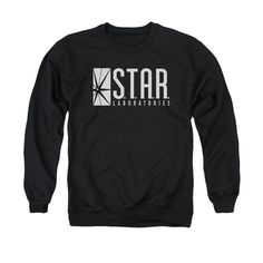 By popular demand we are now offering this S.T.A.R. Labs Mens Sweatshirt, the same one Barry Allen wears on The Flash TV Show! Available in sizes Small to 3XL. Makes a great gift for fans of this popu