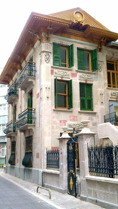 Best hotel in Istanbul - Jennifer Home Cultural Architecture, Turkish Architecture, Art And Architecture, Best Hotels In Istanbul, Istanbul Travel, Interesting Buildings, Beautiful Buildings, Beautiful Places, World Cities
