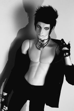 BJD. If dolls could be dangerous he'd be one <3