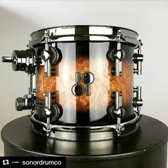 regram @trutuner Always seem to be impressed with @sonordrumco finishes.  Keep it coming guys!  #Repost @sonordrumco with @repostapp  Straight out of production - Walnut Brown Burst veneer high gloss with black chrome hardware. What a beauty. #trutuner #sonor #sq2 #drums #handmade #custom  #madeingermany #since1875 #drumporn #weinventeddrumporn #drummer #drumtuning by henoccool