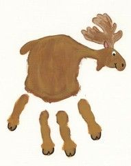 Canadiana handprint art    http://sparkedkids.com/canadian-handprint-art/