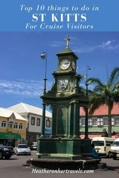 Read about my Top 10 things to do in St Kitts for cruise visitors. Travel in the Caribbean and North America. Cruise Port, Cruise Travel, Cruise Vacation, Vacation Rentals, Disney Cruise, Caribbean Vacations, Caribbean Cruise, St Kitts Island, Travel Money