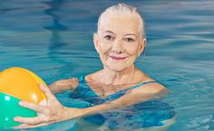 Working out is more fun when you're splashing around in your gym or community pool. Aquatic...