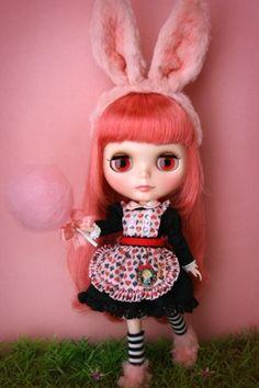 Pink Bunny!!! <3