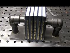 TIG and Stick Welding Socket Weld Bookends