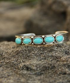 THE TUPELO TURQUOISE CUFF - Junk GYpSy co.
