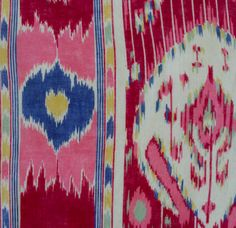 sadko, décors barbares, textile collections, fabric collections, nicola lawrence textiles and papers is an australian based retail business specialising in artisanal hand blocked and screen printed fabrics and wallpapers Textiles, Textile Patterns, Asian Design, Fabulous Fabrics, Fabric Wallpaper, Soft Furnishings, Ikat, Lana, Printing On Fabric