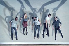 Walk Off The Earth | Promo / Press Band Photo by Shawn Van Daele, via 500px.....so creative!