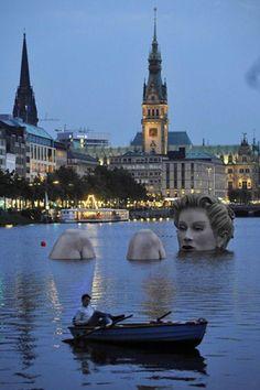 Hamburg Germany - Android Wallpaper