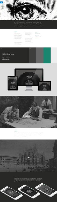 #webinspirations #ux #ui #webdesign #responsive #aquest #digital