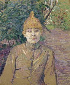 Henri de Toulouse-Lautrec - The Streetwalker, ca. 1890/91 - The Metropolitan Museum of Art