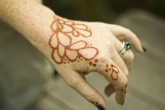 How to make your own Henna Tattoo