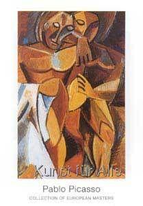 Pablo Picasso - L'Amitie