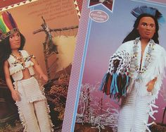 indian chief crochet patterns for free - Google Search