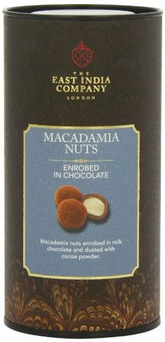 The East India Company Milk Chocolate Macadamia Nuts 200g The East India Company Ltd http://www.amazon.co.uk/dp/B0078KUDEI/ref=cm_sw_r_pi_dp_5akMub0DYQXBS