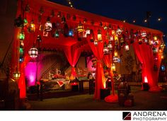 some kind of a magical decor #speechless - Andrena Photography