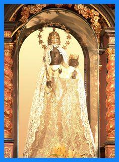Schwarze Mutter Gottes Wallfahrtsort in Köln -ich bin schon als kl.Mädchen immer mit meiner Mutter dahin & liebe diese Kirche