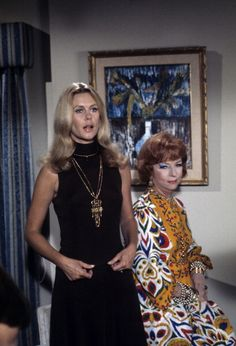 Bewitched: Samantha/Serena---- WHAT A PAIR.... THIS TWO