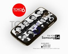 AJ 3943 5 seconds of summer and one direction - Samsung Galaxy S IV Case