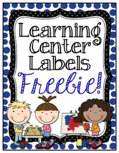 Latest Photos preschool centers labels Style : Environment up centres around preschool plus school lecture rooms generally is a fairly daunting task. Particularly whe Kindergarten Center Signs, Preschool Center Labels, Kindergarten Centers, Learning Centers, Literacy Centers, Center Rotations, Activity Centers, Free Teaching Resources, Teaching Kids