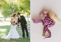 Romantic Texas wedding: Victor + Veronica
