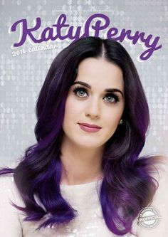 Katy Perry Face 2015 | Calendrier Katy Perry 2014 non officiel © Alpha Kalender