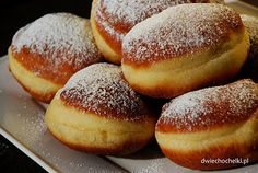 Paczki Recipe.  Traditional Polish donut.  My family makes them every year for fat Tuesday.