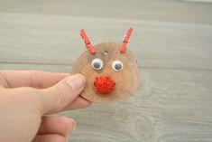 Rudolph Ornaments -