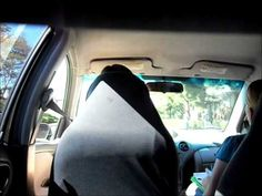 Inside Footage Of A California Behind-The-Wheel Driver's License Test