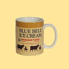 The only thing better than drinking coffee is drinking it out of an ice cream carton.