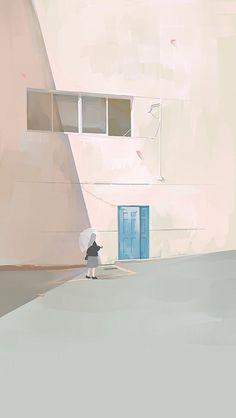 Kawaii Wallpaper, Pastel Wallpaper, Tumblr Wallpaper, Wallpaper Quotes, Wallpaper Backgrounds, Iphone Wallpaper, Aesthetic Anime, Aesthetic Art, Lock Screen Wallpaper