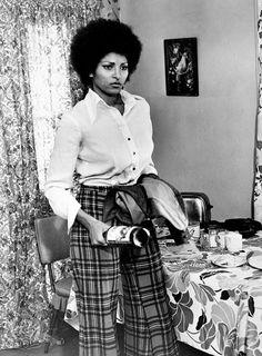 Pam Grier in 'Coffy',1973.