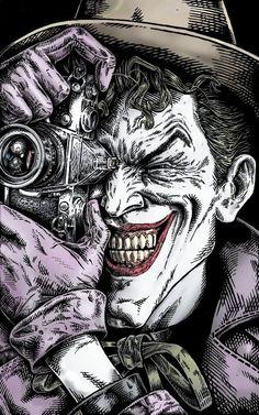 Joker Dc Comics, Joker Comic, Joker Pics, Joker Art, Dc Comics Art, Comic Art, Comic Book, Batman Joker Wallpaper, Batman Artwork