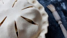 Fresh Ginger Apple Pie | The Splendid Table