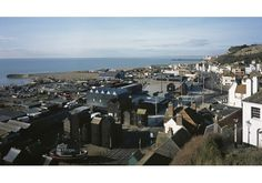South East: Jerwood Gallery, Hastings by HAT Projects (Photo: Ioana Marinescu) Seattle Skyline, Paris Skyline, New York Skyline, Hastings Old Town, Award Winner, Hana, Dolores Park, Places To Visit, Architecture