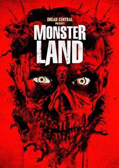 MONSTERLAND MOVIE REVIEW (HORROR, 2016)