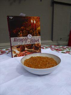 Warum nicht mal ein Kochbuch als Urlaubslektüre? Foto von U. Ohlendorf