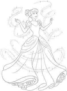 Printable Disney Coloring Pages For Kids Coloring Pages