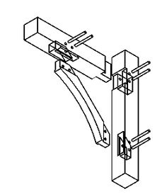 Golden Oak Timber Framing - Timber Frame Joinery Details