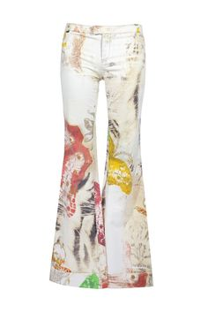 #JustCavalli #pants #printed #fashion #vintage #mode #secondhand #onlineshop #fashionblogger #mymint