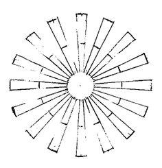 Dollhouse Miniature Furniture - Tutorials | 1 inch minis: How to make a round basket