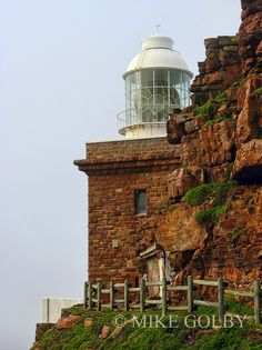 Lighthouse at Cape Point - Cape Town - South Africa. Cape Town South Africa, Out Of Africa, Most Beautiful Cities, Africa Travel, Countries Of The World, Photos, Pictures, Scenery, Places To Visit