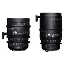 Shop for 18-35mm T2 & 50-100mm T2 Cine Lenses for Canon at SAMY'S CAMERA.