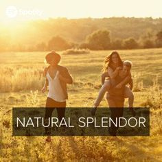 The perfect soundtrack for heading to the great outdoors and basking in the world's Natural Splendor.