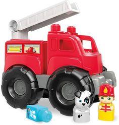 Mega Fire Truck Rescue