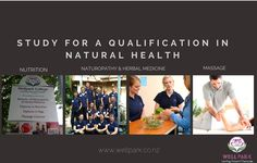Open Evening at Wellpark College 28 August Find out more about our courses & qualifications in Natural Health and Medicine.