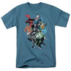 Justice League GROUP SHOT T-Shirt