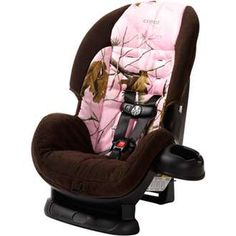 realtree car seat :)