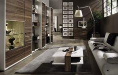 men apartment interior design